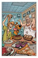 Scooby doo Page by Eddy-Swan