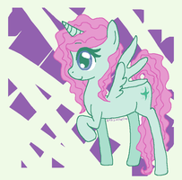 My Little Alicorn by xxImTheOne