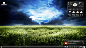 Mageia KDE4 by darx667