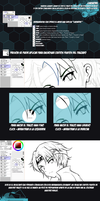 Tutorial Linework by angel-athena