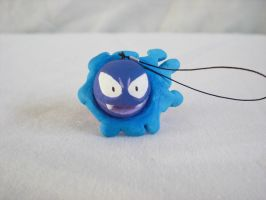 Gastly Charm by zen1990