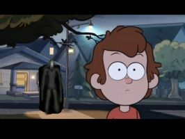 DONT LOOK BEHIND YOU DIPPER by torchicgal