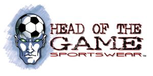 Head of the Game Soccer Logo by Car2nst