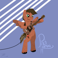 Pinch Harmonic by ZoeeZoee