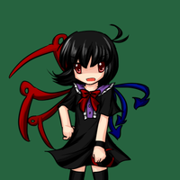 Nue - Angry by mewarrow