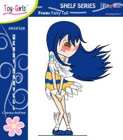 Toy Girls - Shelf Series 38: Wendy Marvell by mickeyelric11