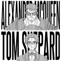 Alex and Tom by Kawa-V