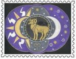 Aries Stamp by Jewelfly