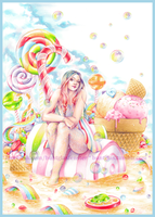 Candyland by Buntglas