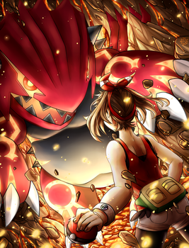 Pokemon ORAS countdown - The battle by Egao-ho