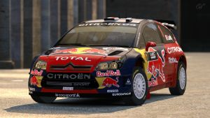 Citroen C4 Sebastian Leob Rally Car by GamaGT