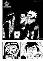 Naruto Chapter 615 by manzr