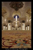 Zayed mosque 4 by Sultan-Almarzoogi