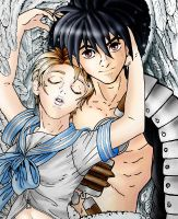 Escaflowne by Alleforte