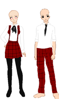 Bloodmont-veil Uniforms by Tortured-Hearts