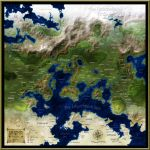 The Known World of Eriond by arsheesh