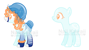 [MLP ADOPTABLE] {OPEN} JellyFish Adopt by SweetCockie100