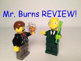 Mr. Burns Review! by WorldwideImage