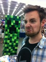 Otakon 2012 Creeper by Avield