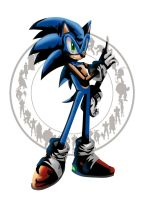 Sonic MvC3 Style by ss2sonic