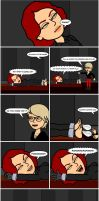 Black Widow tickle interrogation by ticklestrips