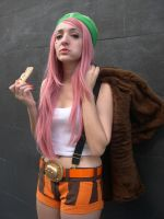 Jewelry Bonney Cosplay 3 by crispychickencosplay