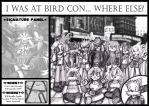 BIRD CON2007 Promotional Flyer by darkspeeds