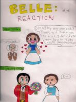 Belle: Reaction by theolivethief14