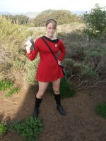 Star Trek Cosplay + Yeeeeah by Torenchiko-to