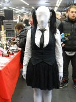 Slenderwoman - Cos-Mo 2014 by Groucho91
