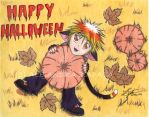Happy Halloween by srs17