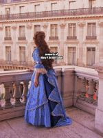 My Christine Daae Dress @ the Opera Garnier by Katikut