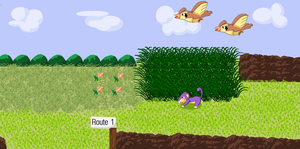 Route 1 by charlot-sweetie