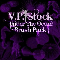 Under The Ocean Brush Pack 1 by VP-Stock