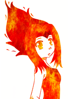 Flame Princess by Rumay-Chian