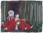 Inuyasha and Kagome 2015 by TaniaC