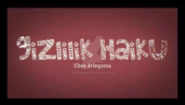 Gizlilik Haiku (erotic conceptual art video) by ARLEQUINA