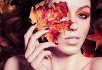 Autumn Beauty by MarisaMalice