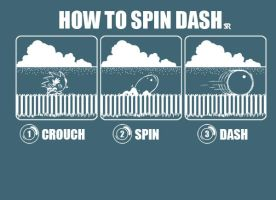 How to Spin Dash by linkhero55