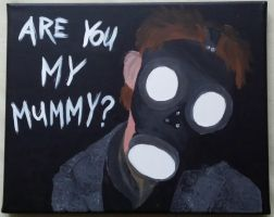 Are you my mummy? by RingtailedArt