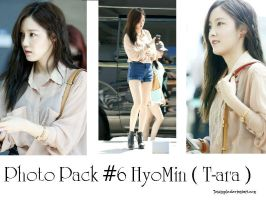 Photo Pack #6 Hyomin by Teisimple
