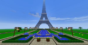 La Tour Eiffel by queen382