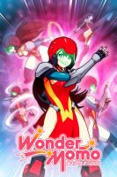 Wonder Momo by Omar-Dogan