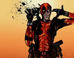 DEADPOOL by LovisaD
