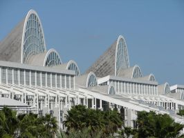 OC Convention Center 4 by incredibleplum