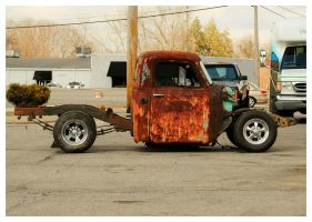 Rat Rod Under Constuction by TheMan268