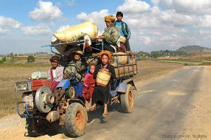 Road to Mandalay by mjbeng