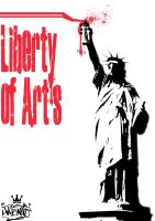 LIBERTY FOR ART'S by Japoneis202