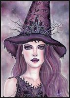 Contessa  Halloween Witch by Fairylover17