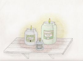 Candle Illumination by Yeldarb86